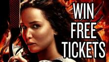 Win 2 Tickets to Hunger Games: Catching Fire!
