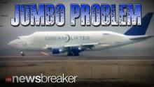 JUMBO PROBLEM: Boeing 747 Cargo Plane Has Tense Takeoff After Landing at Wrong Airport