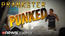 PUNKED!: Prankster Tells Girlfriend He's Cheating; She Turns it Around with Own Admission