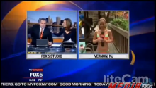 Super Hot Reporter Goes Live In A Bikini While D-Bag Anchor Comments - What Could Go Wong? Answer: Everything.
