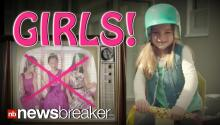 GIRLS!: New Viral Commercial from Goldie Box Challenges Gender Based Kid's Toys