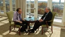 Bob Woodward on Obama, Ed Snowden, Washington Post's future and More