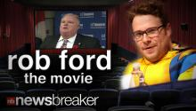 Rob Ford Scandal Helps Actor Seth Rogen Sell Script About Crack Smoking Politician