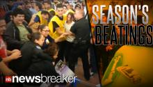 SEASON'S BEATINGS: Black Friday Shoppers Get Violent As They Race for Best Deals