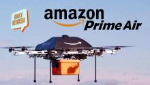 Amazon Prime-Air Drone Delivery Beta-Test