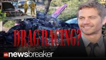 DRAG RACING?: Police Looking Into New Theory in Actor Paul Walker's Death