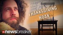 HOAX!: Elan Gale admits thanksgiving feud with woman on plane was made up (WATCH)