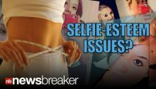 SELFIE-ESTEEM ISSUES?: Study Suggests Facebook is Responsible for Girls' Body Image Problems