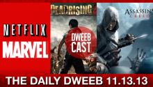 New Writers for Marvel/Netflix Shows & Choose Your Own Zombie Adventure!