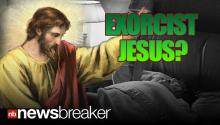 "EXORCIST JESUS?: New Film to be Produced by Eli Roth Explores the Lord's ""Other"" Work"