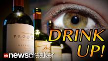 DRINK UP!: Research Shows Red Wine Helps Prevent Eye Disease