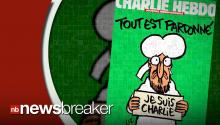Charlie Hebdo New Cover to Feature Crying Muhammad Along with Message of Forgiveness