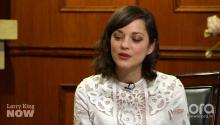 Marion Cotillard: I'm Proud of the People Who Reunited Against Fear