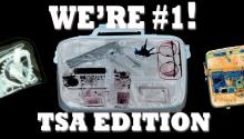 We're #1! TSA Edition