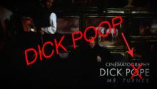 Dick Poop Will Not Win An Oscar, But He Did Win The Internet