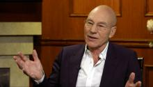 Patrick Stewart On Acting And The Academy Awards