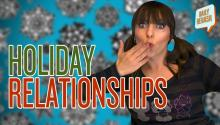 Holiday Relationship Advice with Olga Kay