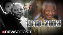 1918-2013: Former South African President Nelson Mandela Dies at 95