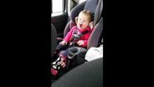 And Now, An Adorable 2-Year-Old Lip Syncs Taylor Swift