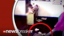 Horrifying Video Shows Daycare Worker Kicking Sleeping Toddler