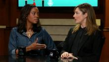 Aisha Tyler & Judy Greer on the struggles of women in Hollywood