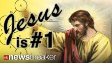 JESUS is #1: Wikipedia Algorithm Identifies 10 Most Significant People of All Time