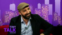 Extended Tony Hale Interview - Tiny Tiny Talk Show