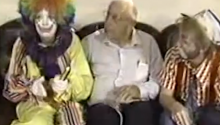 How To Be A Christian Clown To Old People... Goodnight Everyone!
