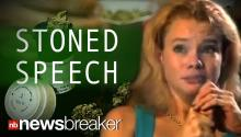 STONED SPEECH: Woman's Stutter from Cerebral Palsy Disappears After Smoking Pot