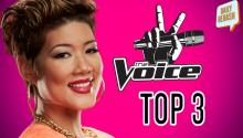 Who Will Win NBC's The Voice? (hint...Tessanne)