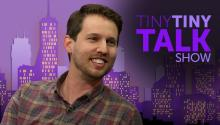 Jon Heder Extended Interview - Tiny Tiny Talk Show