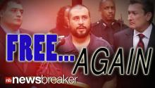 FREE AGAIN: Girlfriend Drops Assault Charges Against George Zimmerman