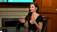 Does Ashley Judd want to run for Governor of Kentucky?