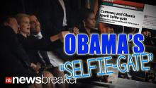 """SELFIE-GATE""?:AFP Photographer Gives Context to Misinterpreted Obama Memorial Photo"