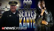 YOU'VE BEEN SERVED: Police Chief Writes Open Letter to Kanye West For Comparing Himself to Cops