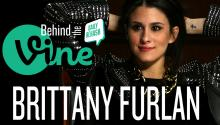 Behind the Vine with Brittany Furlan