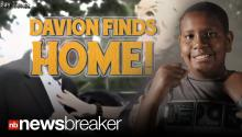 FAMILY FOR CHRISTMAS: Orphan Davion Only Spending the Holidays with Prospective Parents