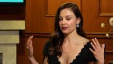 Ashley Judd endorses Hillary Clinton for President