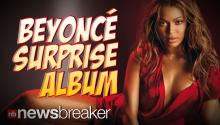 SURPRISE!: Beyonce Crashes iTunes After Dropping New Album Without Notice