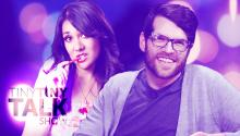 Timothy Simons & Nikki Limo on Tiny Tiny Talk Show