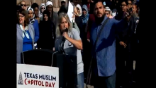 Just Having A Nice Texas Muslim Day When... Oh, Hai Crazy Monster Energy Drink Lady!