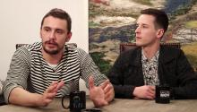 James Franco: What I Saw In Michael's Story Was A Way To Examine Identity