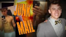 JUNK MAIL: Naked Pictures Leaked of Ex-Disney Star Dylan Sprouse