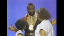 That Time Mr. T Released A Rap Song About Treating Your Momma Right
