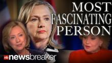 MOST FASCINATING?: Barbara Walters Picks Hillary Rodham Clinton as Number One
