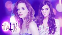 Gillian Jacobs & Tiffany Alvord on Tiny Tiny Talk Show