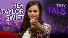 Tiffany Alvord Has A Message For Taylor Swift