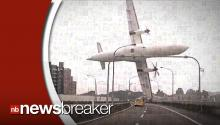 Video Footage Shows Intense Moment TransAsia Flight Crashes in Taipei