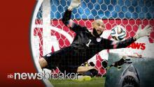 Tim Howard Loses the World Cup But Wins the Internet
