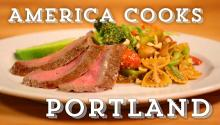 Portland: Sophisticated Stir Fry with Chef Naomi Pomeroy
